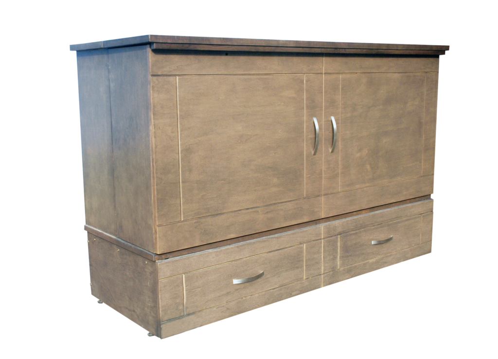 grey new yorker cabinet bed