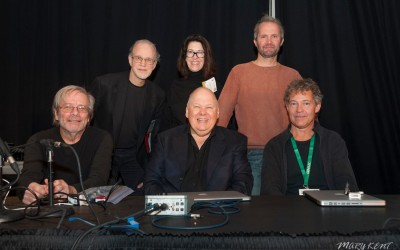 Bob Ludwig served on the Loudness War Panel at the 139th AES Convention in NYC.
