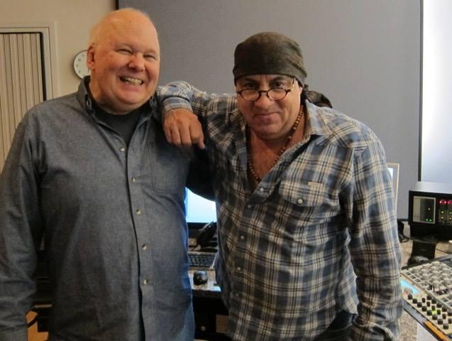 Bob Ludwig and Steven Van Zandt master the new Darlene Love album!