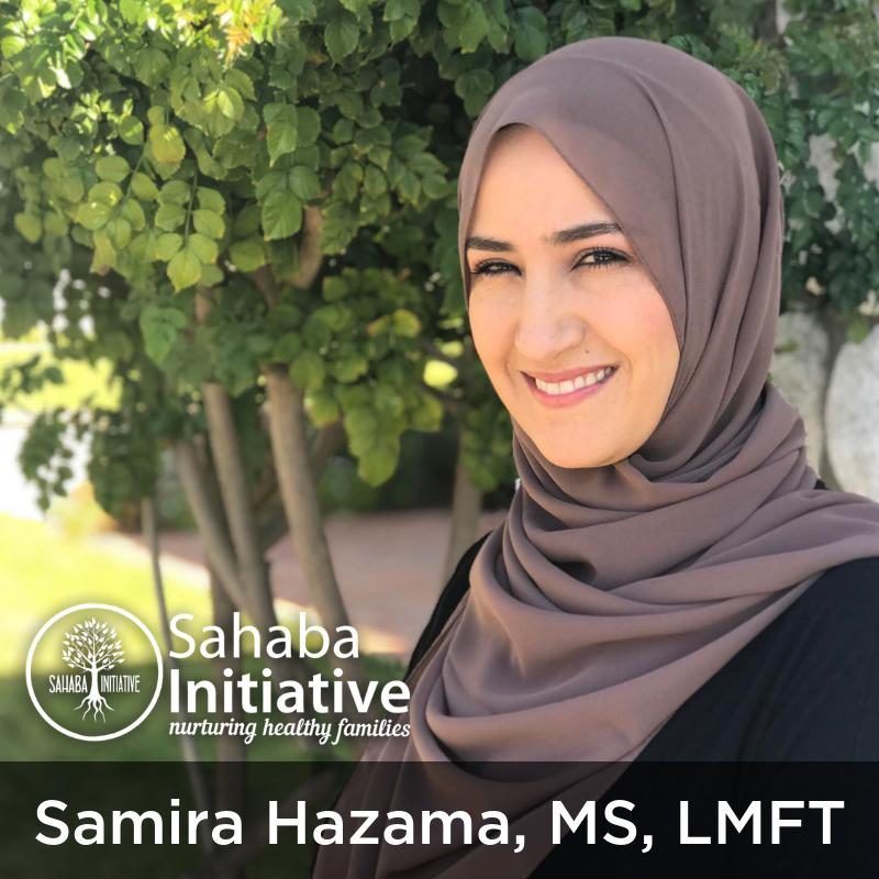 Counseling with Samira Hazama, MS, LMFT