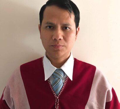 Congratulation goes to Jonathan PO CHU