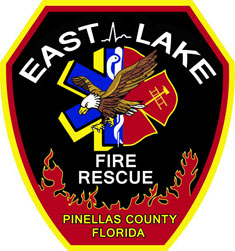 East Lake Fire Rescue Logo