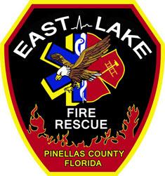 East Lake Fire Rescue Logo