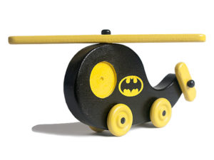 Batman Helicopter toy