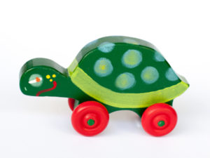 Green Turtle Car Image