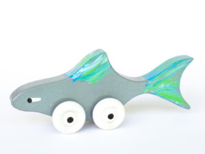 Shark Car Image