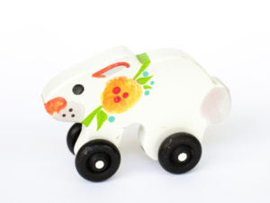 White Rabbit Car Image