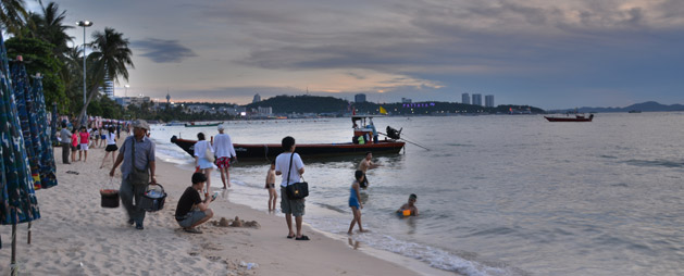 pattaya-beach-sunset