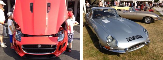 Jaguar F-Type – Great Engine and Jaguar E-Type