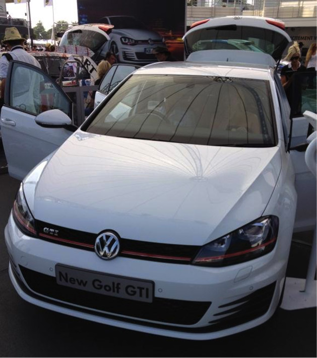 World Car for Expats – UK Version of the Golf GTI