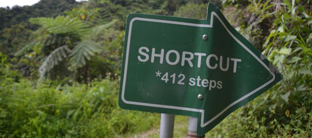 short-cut