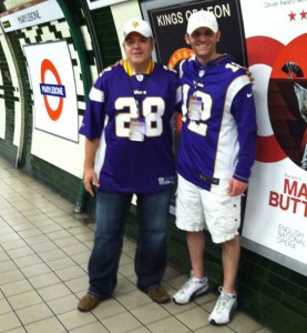NFL fans wouldn't dare be seen outside without their jerseys on.