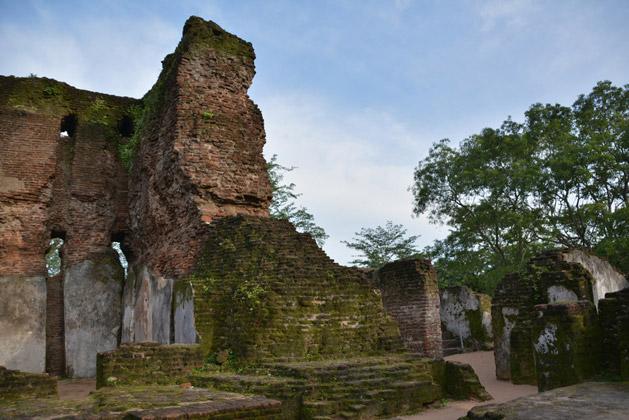 Polonnaruwa-building