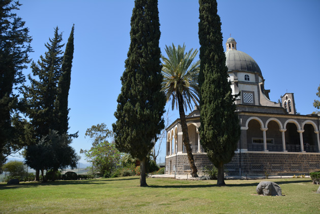 Church of the Beatitudes.