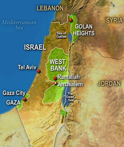 israel-political-water-map