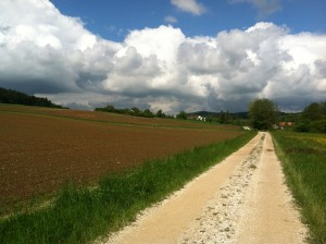 Is there any better place to run than rural Bavaria?
