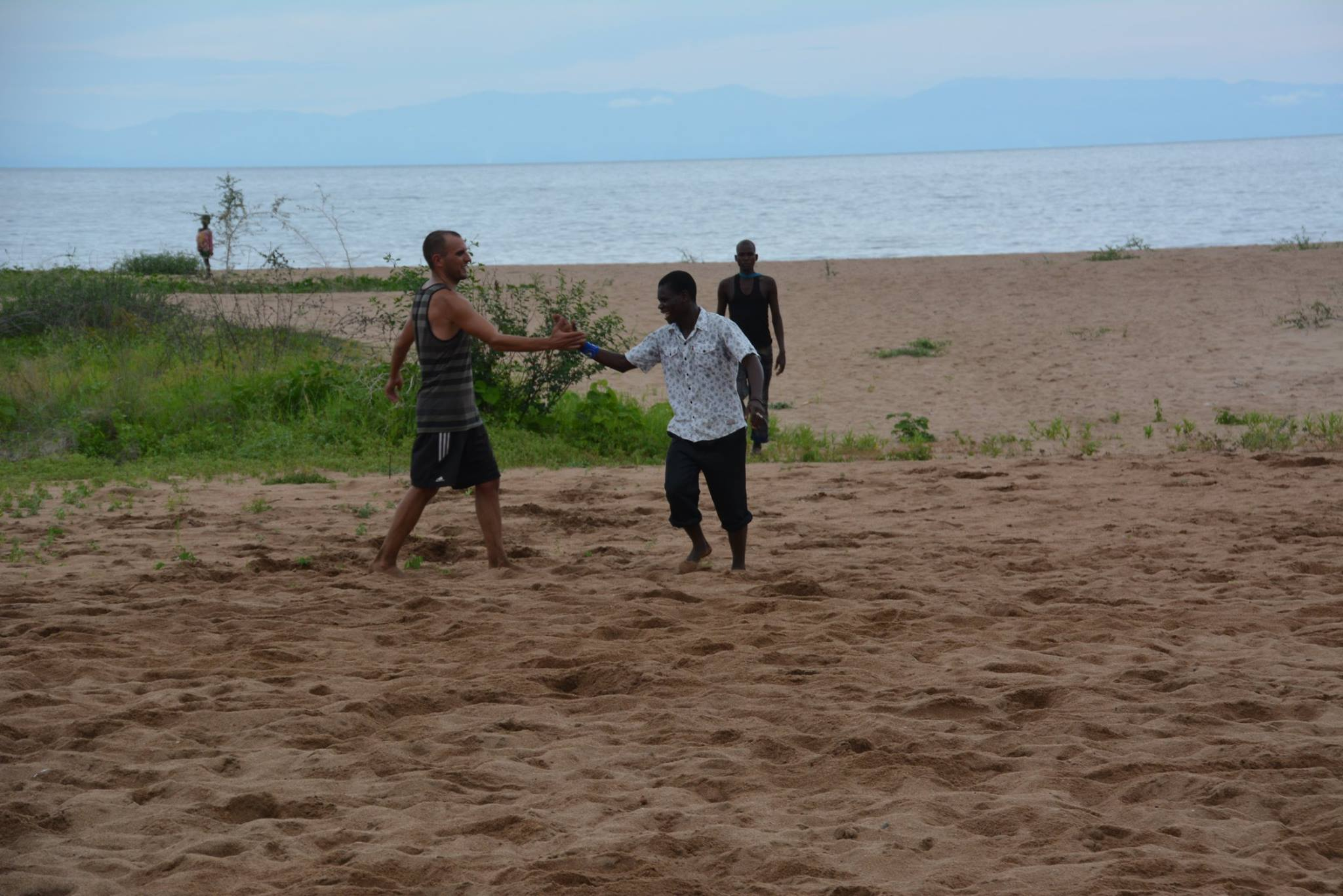 beach-soccer-lake-malawi