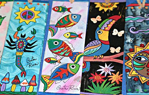 photo credit: Costa Rican Bookmarks via photopin (license)