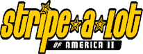 Stripe-A-Lot of America II Logo