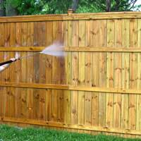 Fence Washing
