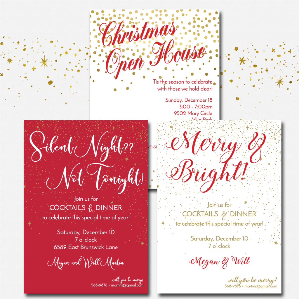 holiday-party-invitations