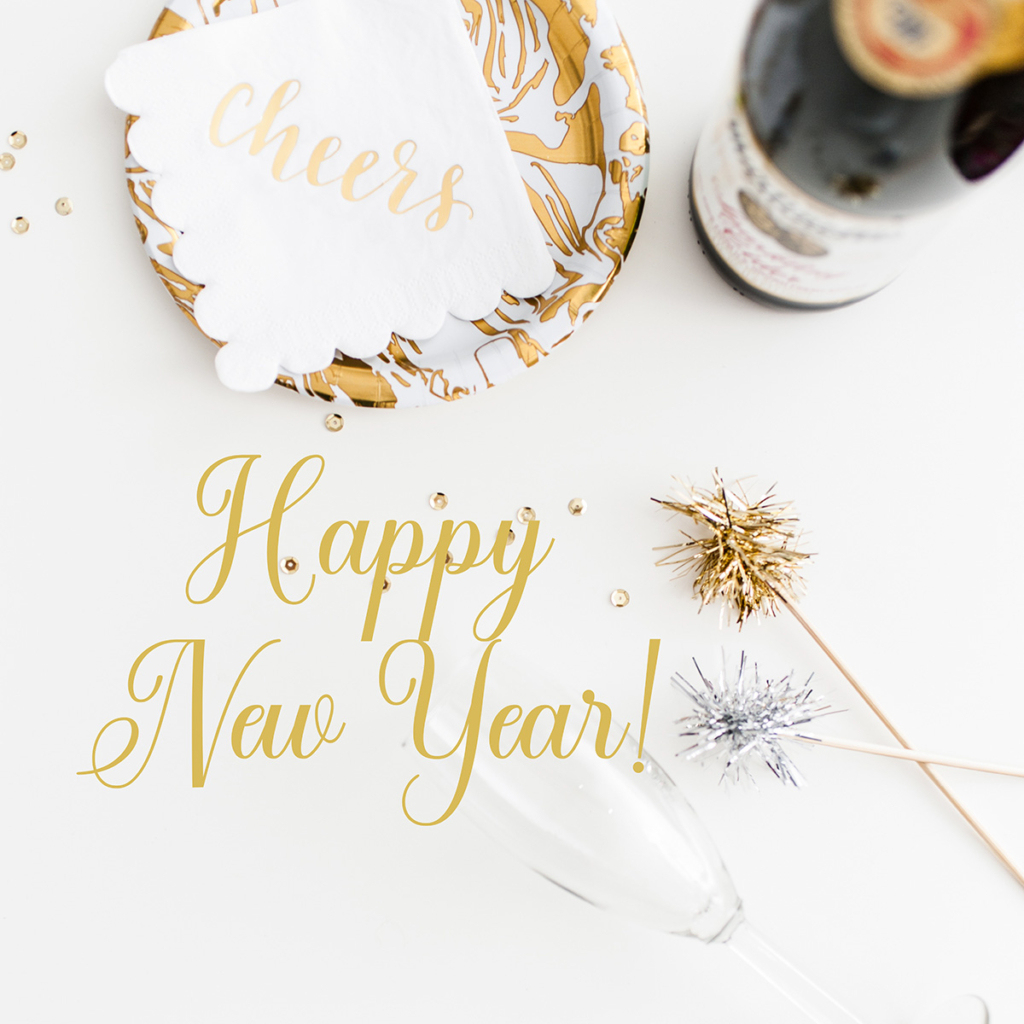 Lafayette Papers New Year