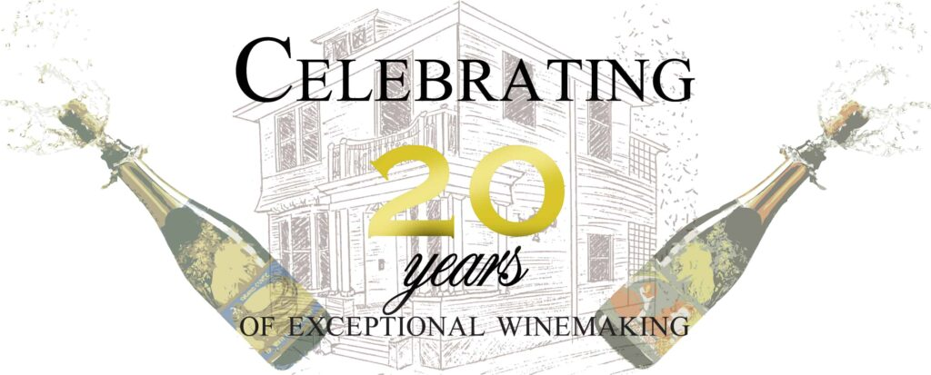 Celebrating 20 Years of Exceptional Winemaking