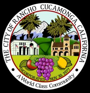 City of Rancho Cucamonga Seal