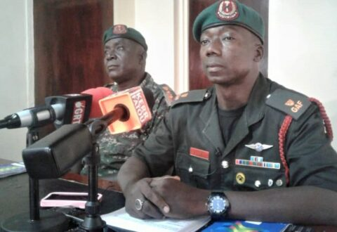 Army sacked soldier arrested on drug charges