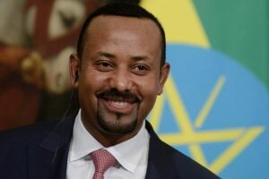 Ethiopia's prime minister Abiy Ahmed wins Nobel Peace Prize