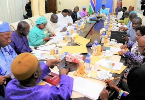 Draft Gambia constitution prescribes 'elephant size cabinet': is it justified?