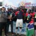 Gambian student team wins Taiwan football tournament