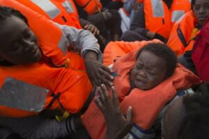 Migrant boat tragedy: 10 children rescued