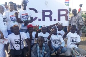Gambia Government bans 3-Years Jotna, declares group 'a subversive movement'