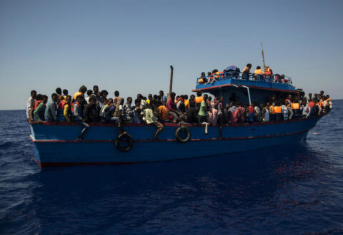 Mauritanian Coast Guard rescued another boat carrying at least 150 Gambian migrants
