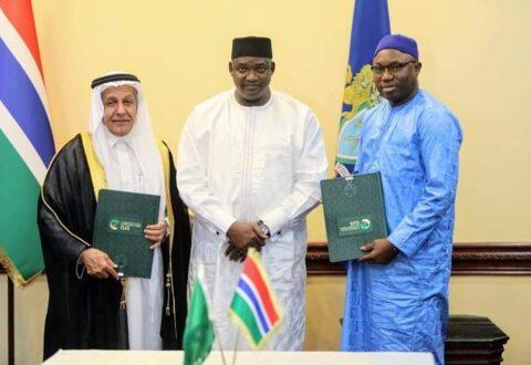 Saudi Arabia provides $12 million to upgrade Banjul International Airport