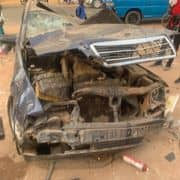 Suspected drug trafficker dies in car crash