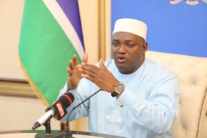 Gambia declares state of emergency and nationwide lockdown to tackle coronavirus