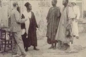 Jerri Jorr Ndella: the last Senegambia aristocrat to be executed by the French colonialists