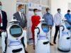 Rwanda deploys robots in COVID-19 fight