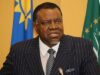 Namibian president bans government officials from buying new cars for five years
