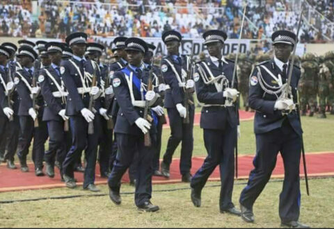 138 senior police officers promoted