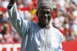 Gambian football legend Biri Biri dies aged 72