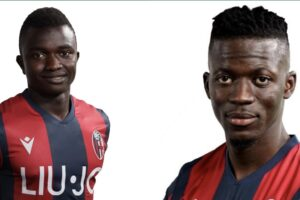 Gambian duo give Bologna unlikely win at Inter Milan