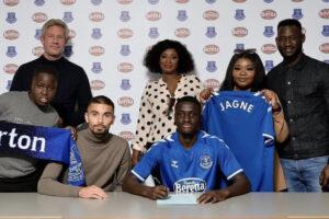 Everton complete signing of Gambian-Swedish teenage midfielder Imam Jagne