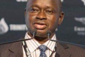 Energy minster partakes in Africa oil and gas  summit
