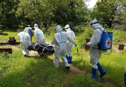 66-year-old man dies of coronavirus