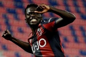 Musa Barrow named Bologna fans' player of the year