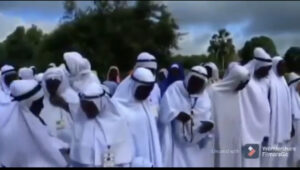 Video: Controversial Senegalese cleric leads prayers in Fula language