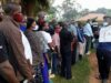 Internet blocked as Ugandans vote in hotly contested presidential election